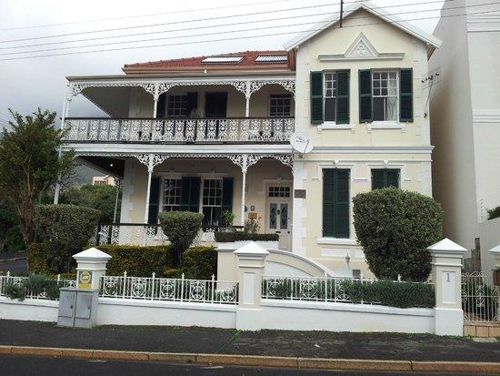 Guesthouse One Belvedere: המלון מבחוץ