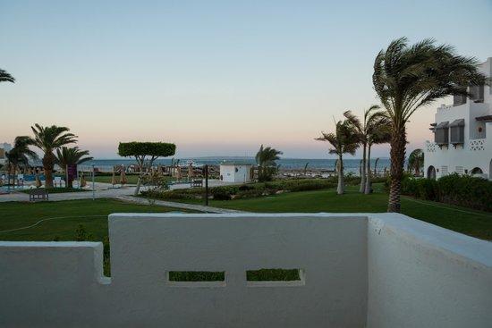 Mercure Hurghada Hotel : Vu de la chambre 1324