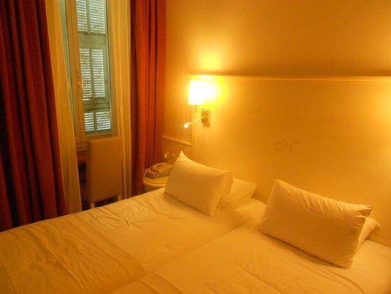 Hôtel Napoléon : Slaapkamer