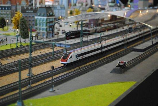 Wunder-World Modellbahnshow