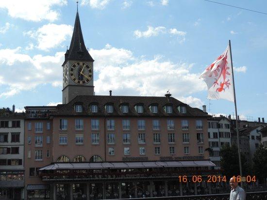 Storchen Zürich: The Storchen