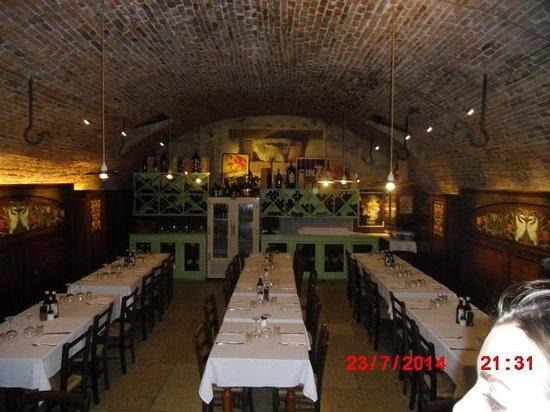 La Taverna di Via Stella: Второй зал