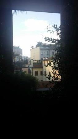 Hotel Spadari al Duomo: View from balcony