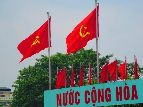 Mausoleo de Ho Chi Minh: 2