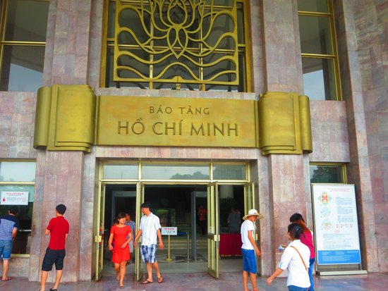 Mausoleo de Ho Chi Minh: 4