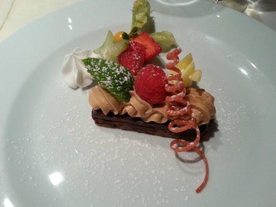Le sweet restaurant : Dessert