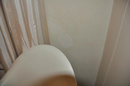 Rechigi Hotel: peeling wall