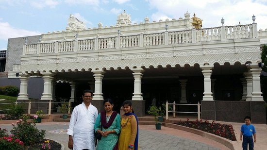 At Bridgewater Temple   Picture of Sri Venkateswara Temple