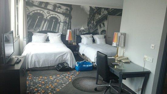 Renaissance Manchester City Centre Hotel: Room.1014