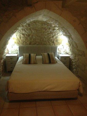 Casa Dei Delfini: Romatic bed