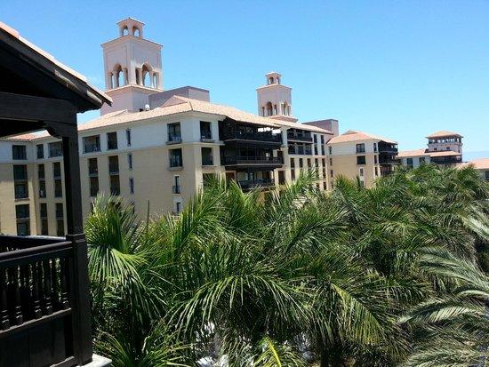 Lopesan Costa Meloneras Resort, Spa & Casino: Vista desde la habitacion