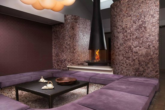 Bedruthan Hotel & Spa: Relax in the Spa