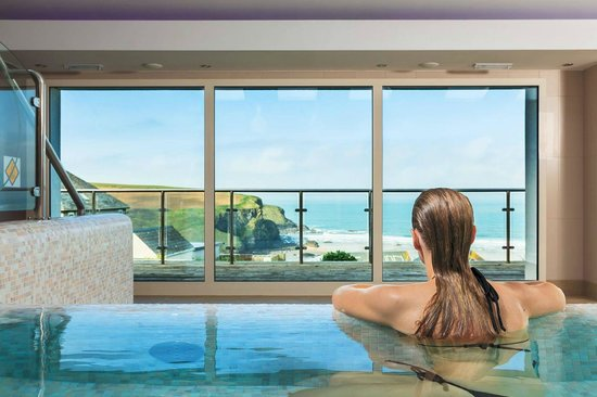 Bedruthan Hotel & Spa: Relax with a view
