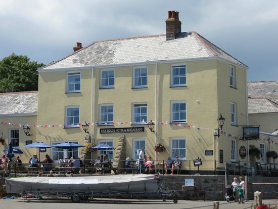 The Pier House Hotel : Centrally placed for visitor attractions.