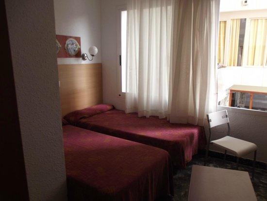 Fragata Hotel : Это номер без балкона