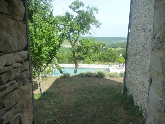 Le Hameau de Pichovet: Superbe piscine