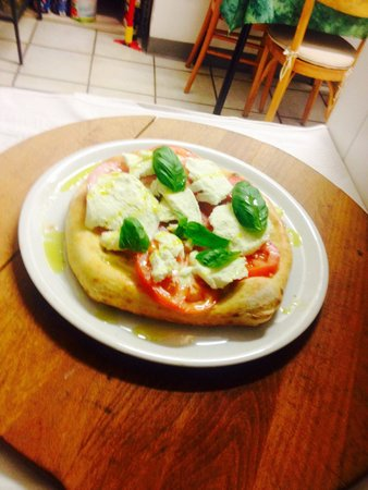 Ristorante Pizzeria Liberty: Caprese di Bufala Campana
