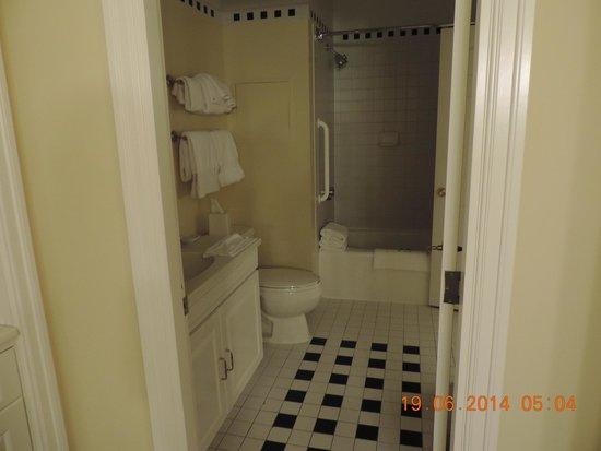 Marriott Vacation Club Pulse at Custom House, Boston: Bathroom