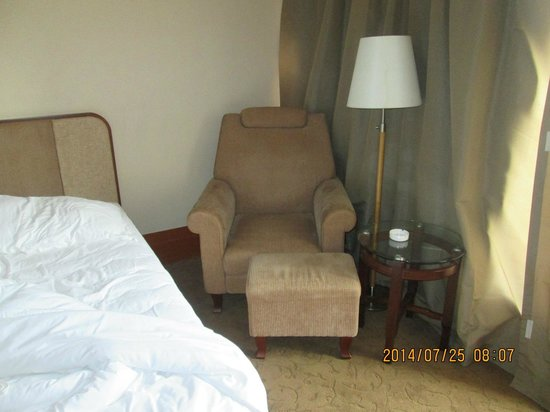 Beijing International Hotel: Basic room with basic accommodations
