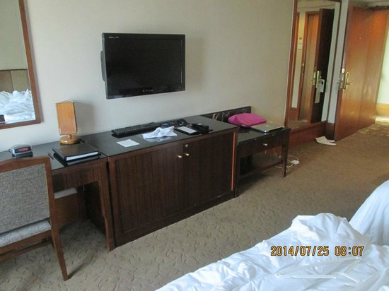 Beijing International Hotel: room #6031