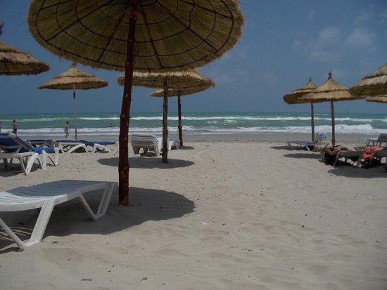 Joya Paradise : plage de l'hotel