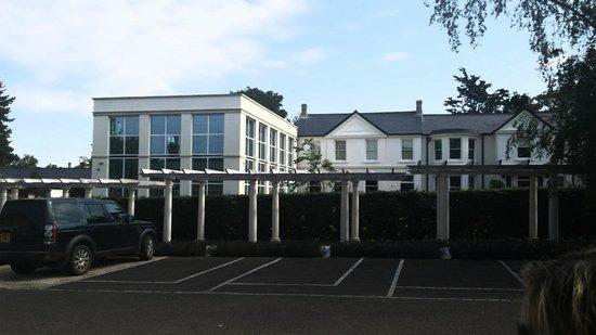 Bedford Lodge Hotel: Spa