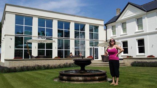 Bedford Lodge Hotel: Spa Gardens
