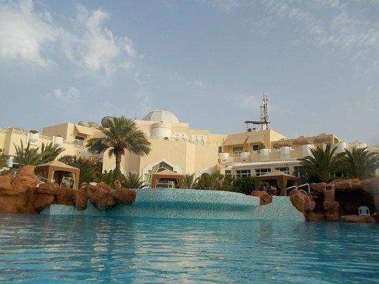 Joya Paradise : piscines