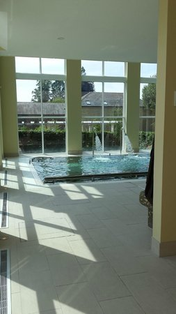 Bedford Lodge Hotel & Spa: Hydro Pool