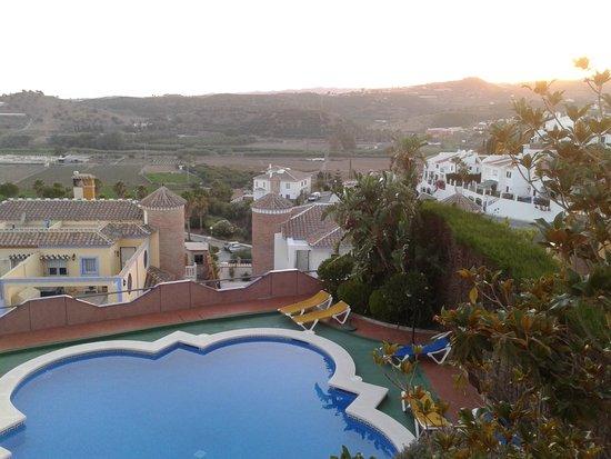Villa al Alba: vista a las montañas
