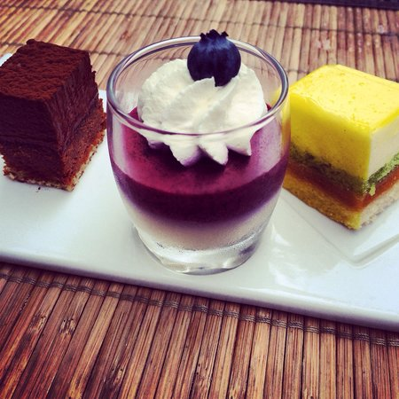 Cafe Hans : Café gourmand