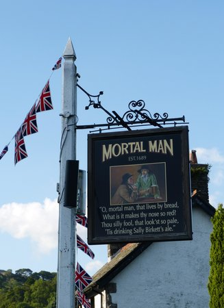 The Mortal Man: The Sign