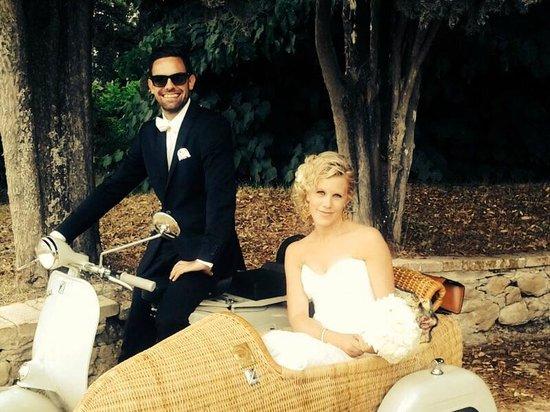 wedding at dievole