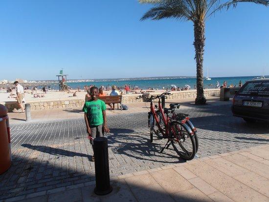 Hotel Helios Mallorca: promenade aux allentours de l hôtel