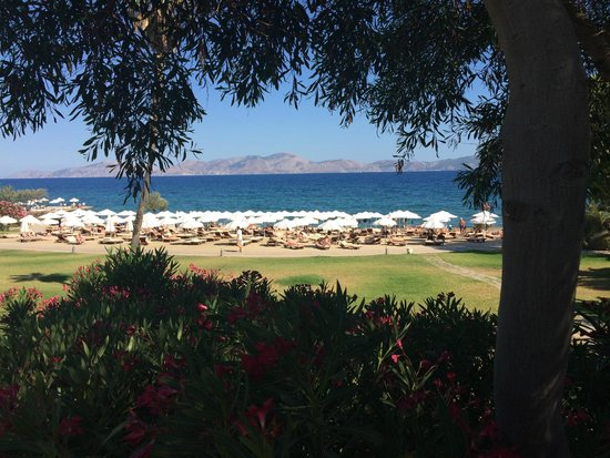 Barcelo Hydra Beach Resort : vista dal ristorante