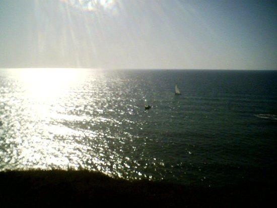 Apollonia National Park : Sea