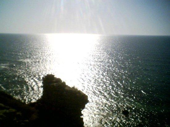 Apollonia National Park: Sea