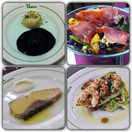 Restaurante La Tasca: Tapas