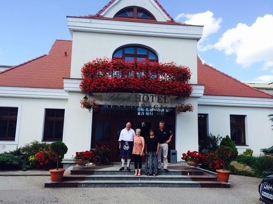 Hotel Palacyk: balcony room