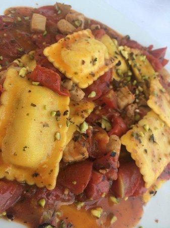 Luna Rossa: Seafood Pasta