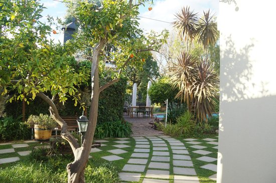 La Pension Guest House: Gardens