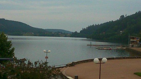 Hotel Beau Rivage : Lac de Gerardmer