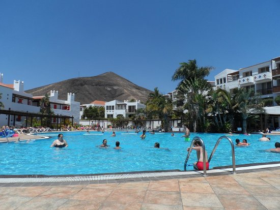Fuerteventura Princess : Small pool view.