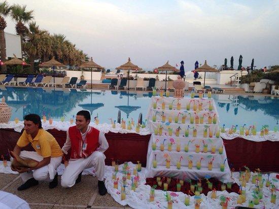 Club Marmara Hammamet Beach: Super soirée