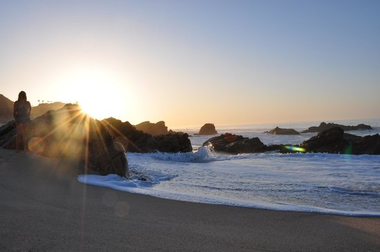 Marquis Los Cabos All-Inclusive Resort & Spa: Sunrise Walk