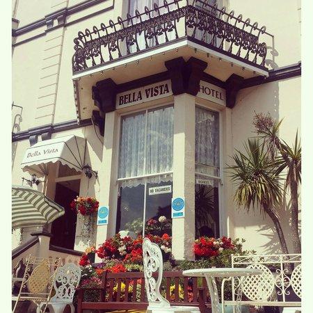 Bella Vista Hotel: exterior