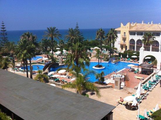 Hotel Fuerte Conil - Costa Luz : vista desde la habitacion