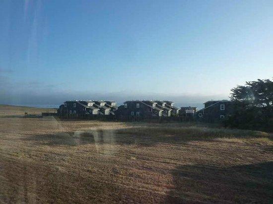 Sea Breeze Inn : Blick Richtung Meer