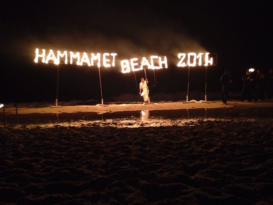 Club Marmara Hammamet Beach: Dernière soirée