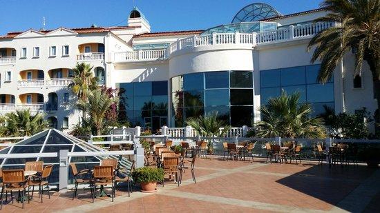 Paloma Club Sultan Ozdere: le lobby bar